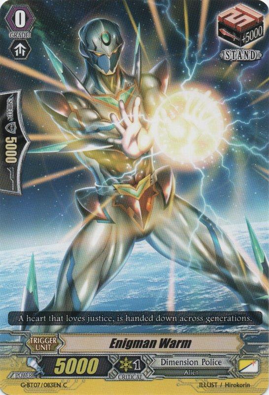 Card Errata:Enigman Warm