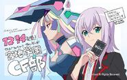 Pentagonal Magus & Misaki (Extra)