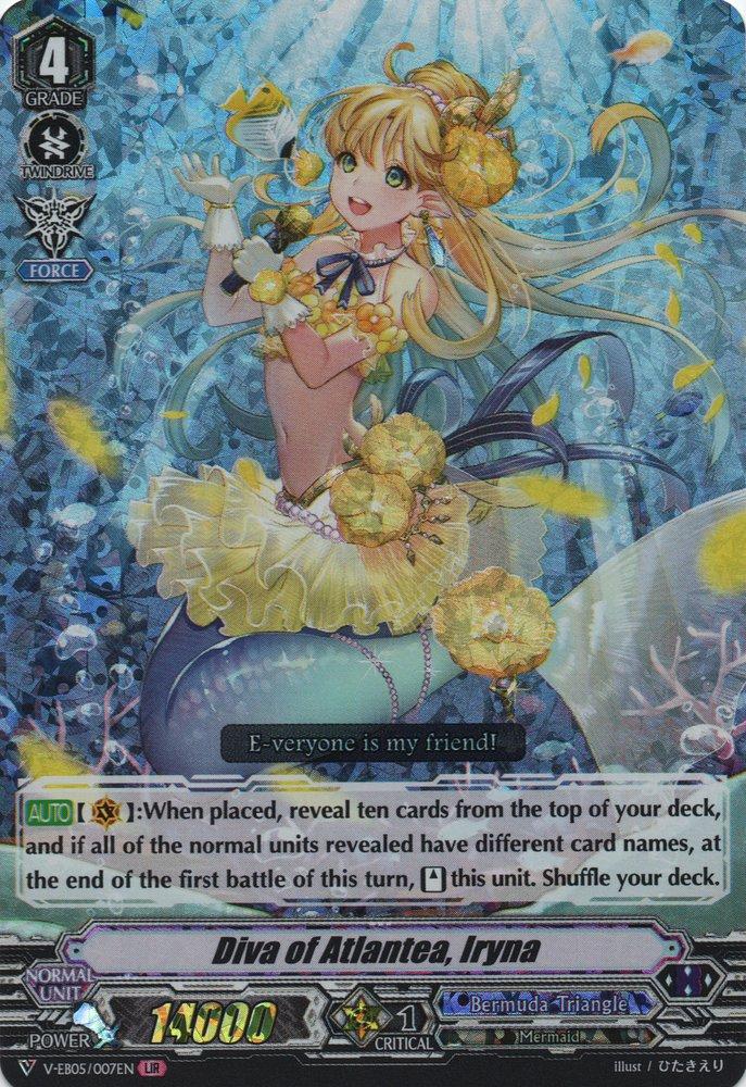 Diva of Atlantea, Iryna