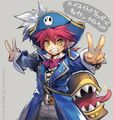 Captain Nightkid (Extra)