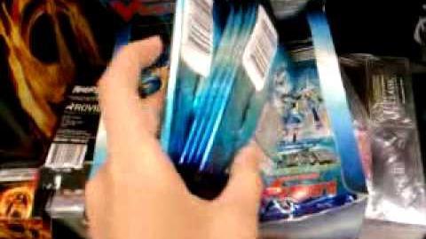 CARDFIGHT VANGUARD CARDS AT WALMART!!!