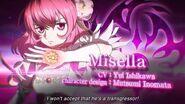 TALES OF CRESTORIA Character Trailer - Misella