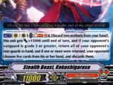 Stealth Beast, Kokushigarasu