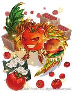 Exploding Tomato (Extra3)