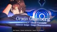 TALES OF CRESTORIA Character Trailer - Orwin Granberg