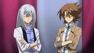 Kouji and Kai calm and cool