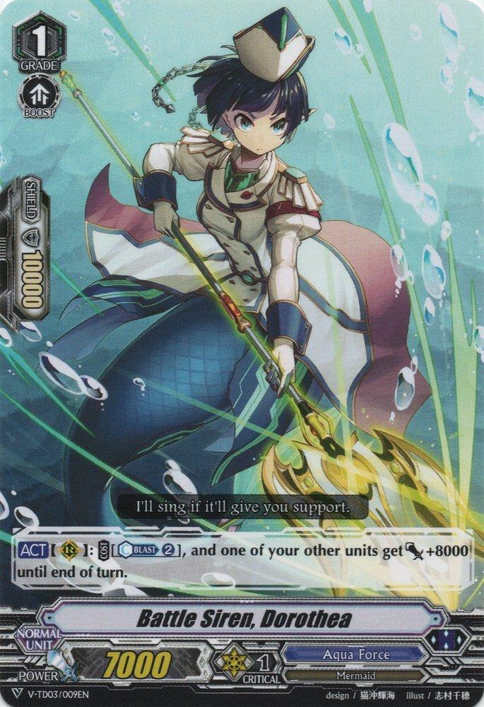 Battle Siren, Dorothea (V Series)