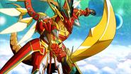 Conquering Supreme Dragon, Conquest Dragon (Anime-G-NC-6)