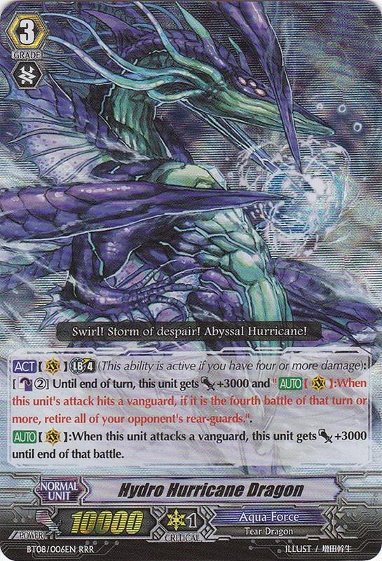 Hydro Hurricane Dragon