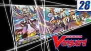 Sub Remind 28 Cardfight!! Vanguard Official Animation - Our Wings