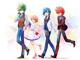 Cardfight!! Vanguard Anime