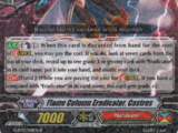 Flame Column Eradicator, Castres