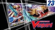 Sub Remind 23 Cardfight!! Vanguard Official Animation - Clash between Master and Student