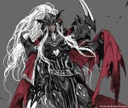 Illusionary Revenger, Mordred Phantom (Extra)