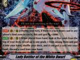 Lady Battler of the White Dwarf (V Series)
