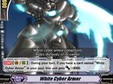 White Cyber Armor