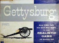 Gettysburg box cover