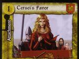 Cersei's Favor (AToS)