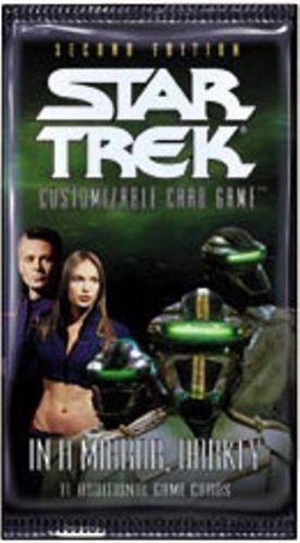 Star Trek CCG In A Mirror Darkly RARE 13R56 Gor Thot