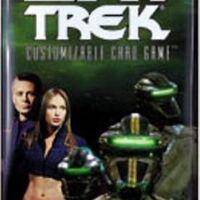 Star Trek 2E CCG In A Mirror Darkly 13U3 Captured by the Breen NrMint-Mint TCG