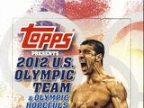 2012 Topps Olympic Team