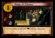Game of Thrones (I&FE)