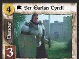 Ser Garlan Tyrell (P)