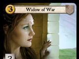 Widow of War (ITP)