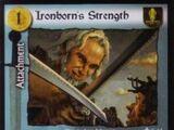Ironborn's Strength (WiE)