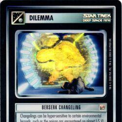 Dilemma (Star Trek CCG 1E)