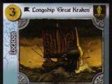 """Longship """"Great Kraken"""" (WiE)"""