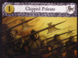 Chipped Poleaxe (AHoT)
