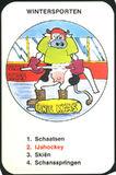 Uniekaas sportkwartet Wintersporten2