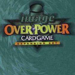 OverPower CCG
