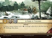 A Game of Thrones (CS2)