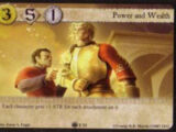 Power and Wealth (ITLP)
