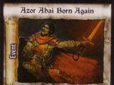 Azor Ahai Born Again (ASoN)