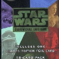 Star Wars CCG Reflections III 3 Premium Lord Maul