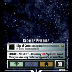 Mission (Star Trek CCG 1E)