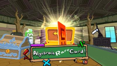 Algebraic Rare Card.png