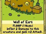 Wall of Ears