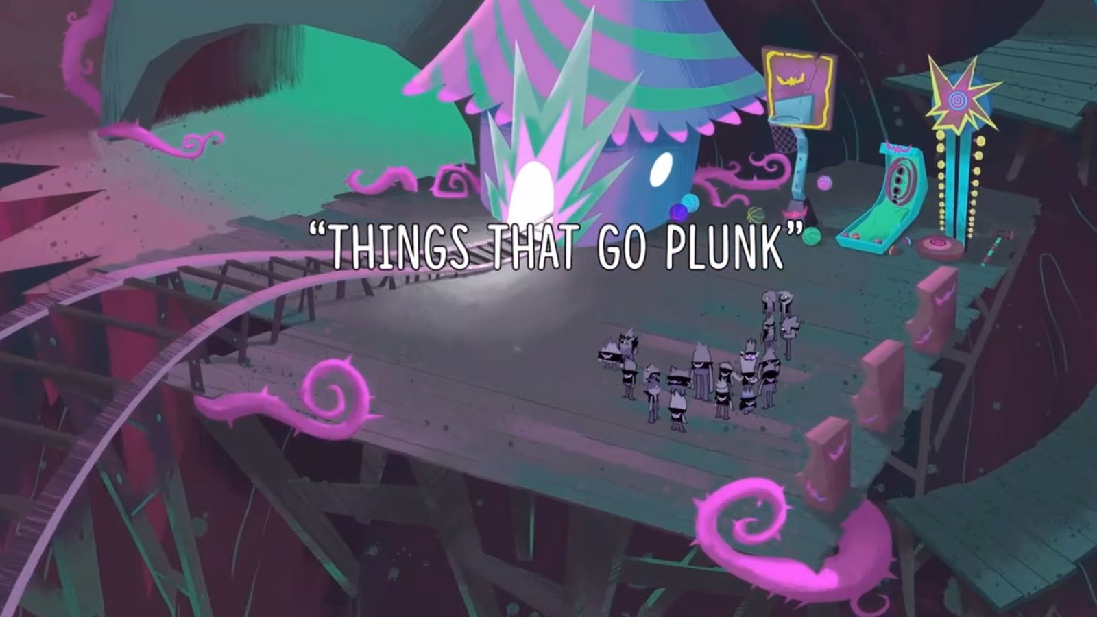 Things That Go Plunk