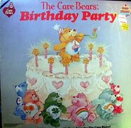 Care BearsBirthday Party