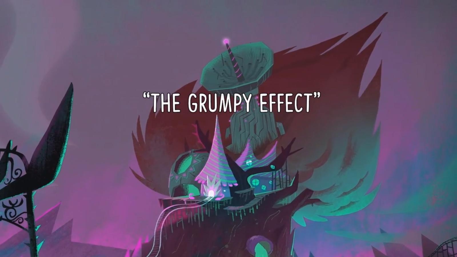The Grumpy Effect
