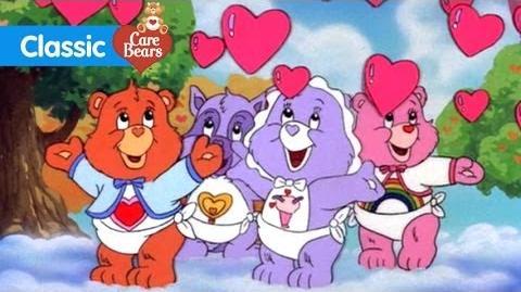 Flying My Colors Care Bears Movie II (1986)