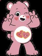 Love a lot bear unlock the magic style