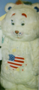 America Cares Bear Suit