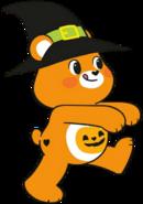 Trick-or-Sweet Bear UTM