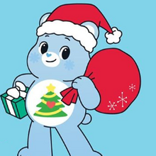Christmas Wishes Bear Care Bear Wiki Fandom