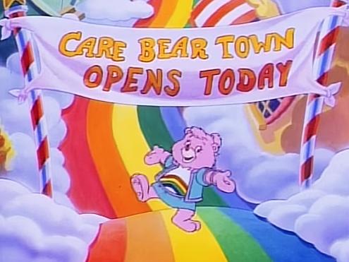 Care Bear Town Parade
